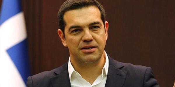 """Yunanistan Başbakanı Çipras """"Makedonya""""nın yeni adını açıkladı"""