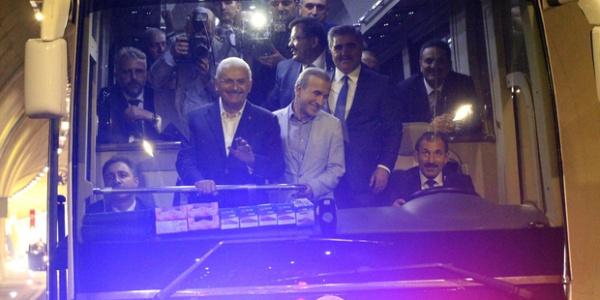 Başbakan Binali Yıldırım,  şeker pancarının 2018 fiyatını açıkladı