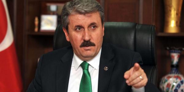 """Mustafa Destici'den 24 Haziran seçimleri için """"hayati önem"""" uyarısı"""