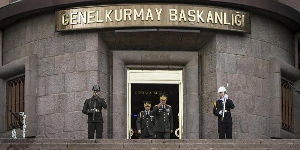 """TSK'dan Münbiç'le ilgili """"ABD ile mutabık kalındı"""" açıklaması"""