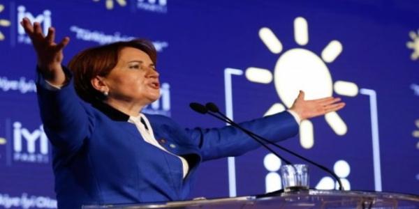 İYİ Parti Genel Başkanı Meral Akşener:  Önüne gelen bana çemkiriyor