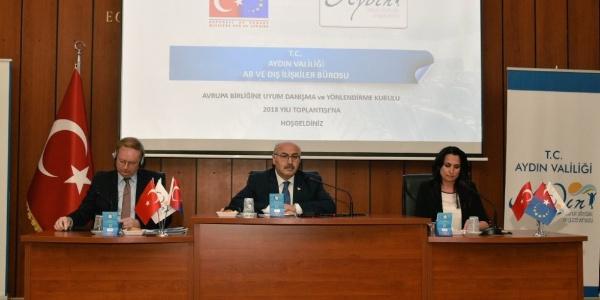 AB Türkiye delgesayonu başkanı Berger'den Türkiye'deki mültecilere 3 milyon euro sözü