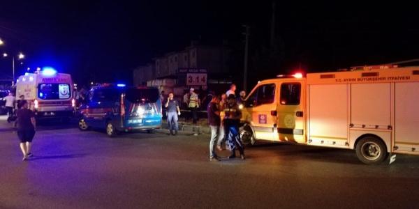 Aydın Söke'de yolcu otobüsünde can pazarı: 28 yaralı