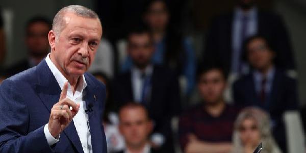 Cumhurbaşkanı Erdoğan'dan sosyal medya üzerinden gençlerle teknoloji muhabbeti