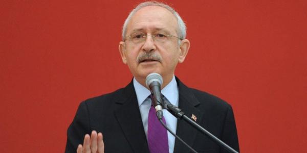 """Kılıçdaroğlu'ndan muhtarlara """"Temel Muhtarlık Kanunu"""" sözü"""