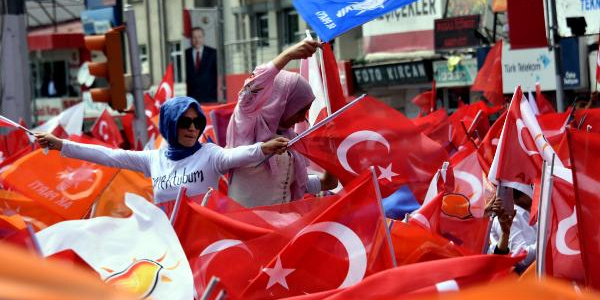 Cumhurbaşkanı Erdoğan Van'da terör örgütü PKK'ya veryansın etti
