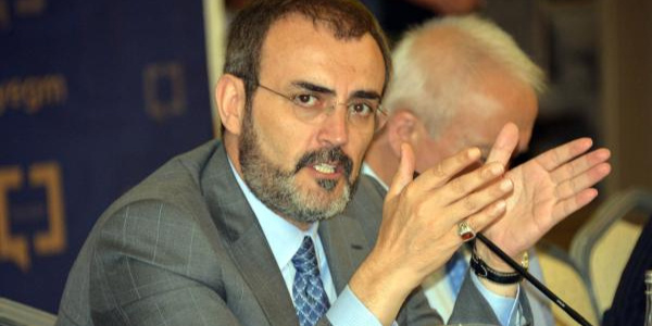 AK Parti Sözcüsü Mahir Ünal iktidarları için 20 yıl daha istedi