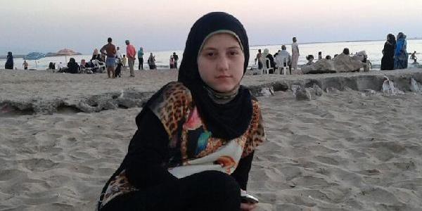 Öldürülen 18 yaşındaki Suriyeli Dima kucağında 7 aylık bebeği ile bulundu
