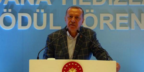 Cumhurbaşkanı Erdoğan'dan işadamlarına faizi 4.5 puan indirme sözü