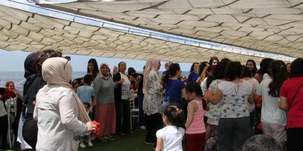 Maltepe Belediyesi 15 bin kadını 'Boğaz'da Tekne Turu'na çıkaracak