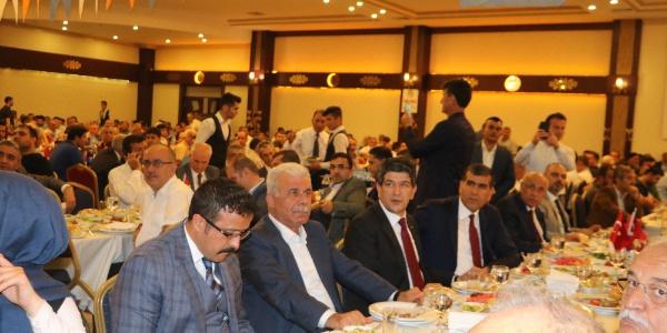 Doğu ve Güneydoğulu iş adamları AK Parti'ye destek sözü verdi