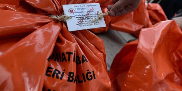 Yurt dışından getirilen seçim sandıkları ATO'da muhafaza altına alındı