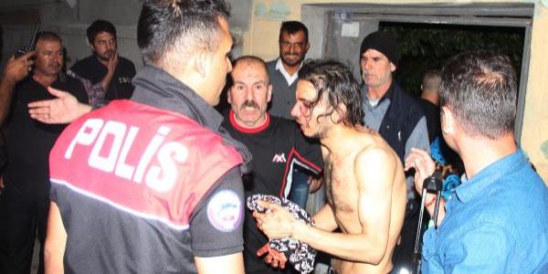 Konya'da Irak Türkmeni aileye pompalı dehşeti: 9 yaralı