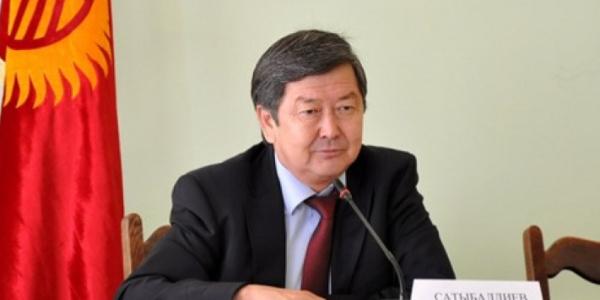 Kırgızistan eski Başbakanı Satıbaldiyev yolsuzluktan tutuklandı