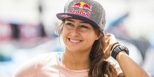Lena Erdil, PWA Rüzgar Sörfü'nde dünya ikincisi oldu