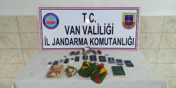 Van'da vatandaşa seçim için baskı kuran 16 kişiye operasyon