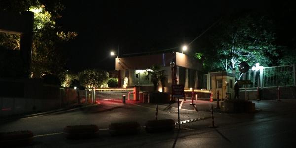 Terörle mücadele ekiplerinden lüks otelde terör operasyonu: 1 gözaltı