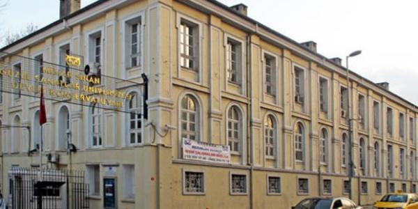 TBMM'den Mimar Sinan Üniversitesi'ne Baltacılar Dairesi cevabı