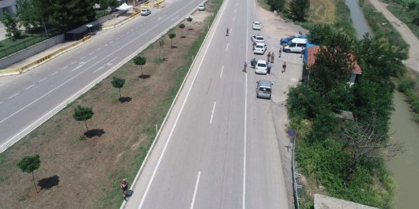 Tekirdağ'da jandarmadan uyuşturucuya karşı dev operasyon: 20 gözaltı