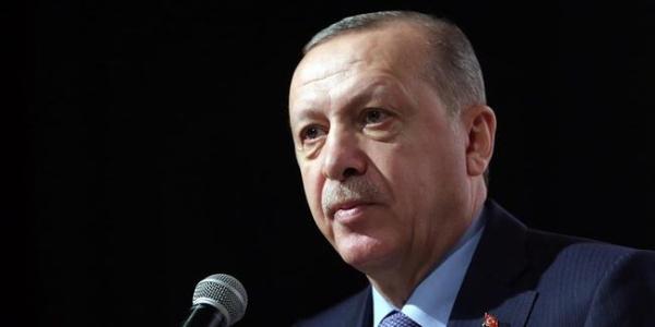 Cumhurbaşkanı Erdoğan: Güneydoğu'da il ve ilçe başkanlarımızı tehdide başladılar