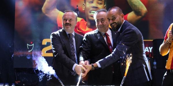Konya'da Galatasaray'ın 21. şampiyonluğu için özel gece