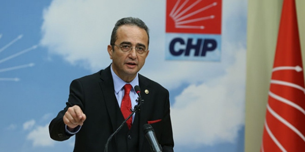 CHP Parti Sözcüsü Bülent Tezcan'dan Adil Seçim Platformu çıkışı
