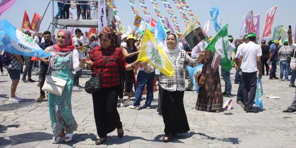 HDP'li Pervin Buldan: 25 Haziran'da Erdoğan sultanlığı sona erecek