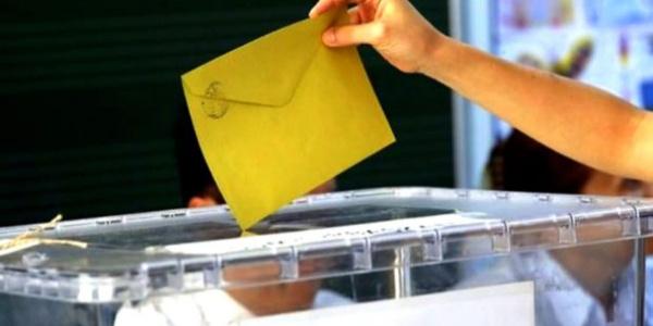 Yarın yapılacak seçimlerle ilgili propaganda yasağı başladı
