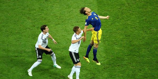 Almanya, İsveç karşısında uzatmalarda güldü:2-1