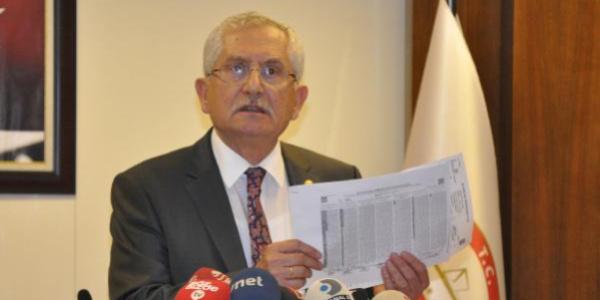YSK Başkanı Güven noktayı koydu: Erdoğan salt çoğunluğu aldı