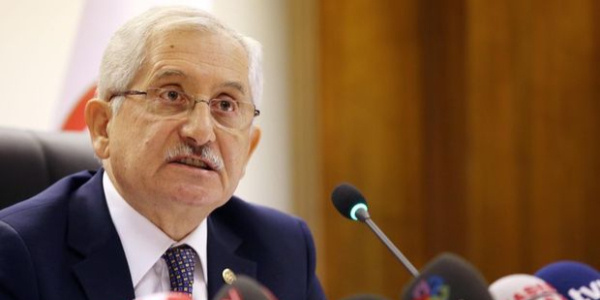 YSK Başkanı Sadi Güven'den yüzde 99.91'lik sonuç