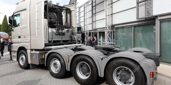AB'den ağır hizmet araçları için yeni emisyon şartı getirdi