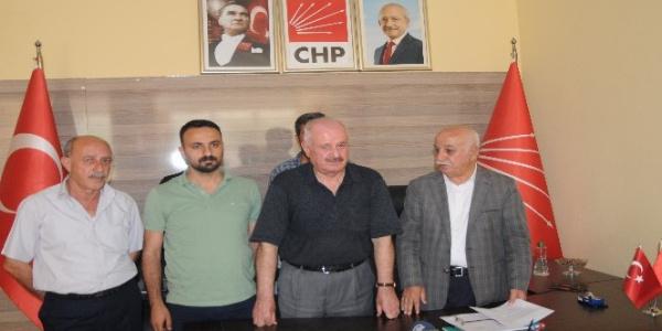 CHP'de Şırnak depremi: İl yönetimi ile birlikte 180 istifa