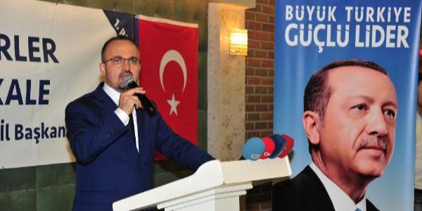 AK Parti Grup Başkanvekili Bülent Turan'dan Kemal Kılıçdaroğlu duası