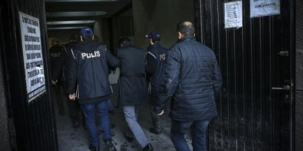 Kava Kuvvetleri'nde FETÖ operasyonu: 99 gözaltı kararı