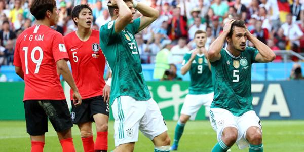 Almanya'ya Güney Kore şoku: Dünya Kupası'na veda etti