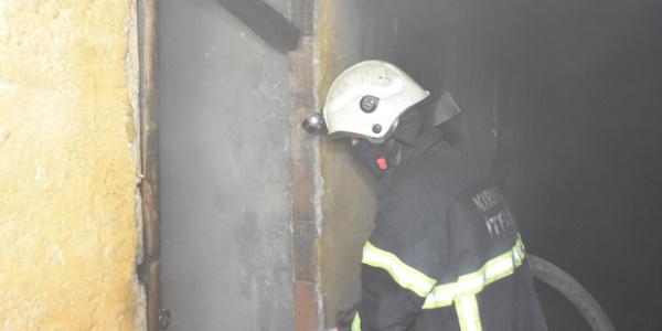 Kırıkkale'de yangın paniği: 1'i çocuk 6 kişi dumandan zehirlendi