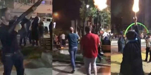 Sultangazi'de seçim gecesi havaya ateş açan 4 kişi gözaltına alındı