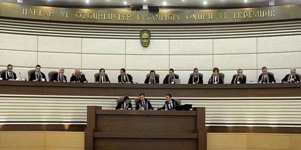 Anayasa Mahkemesi'nden CHP'nin KHK ile ilgili itirazına ret