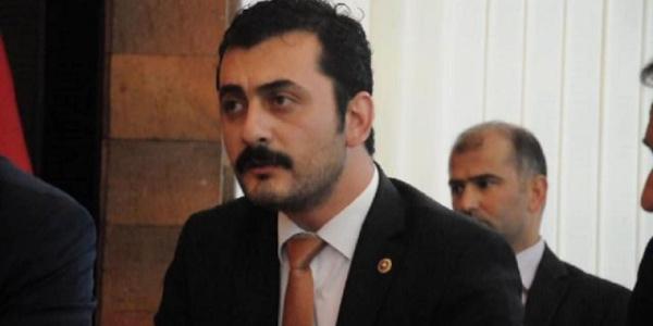 CHP 26. Dönem milletvekili Eren Erdem tutuklandı