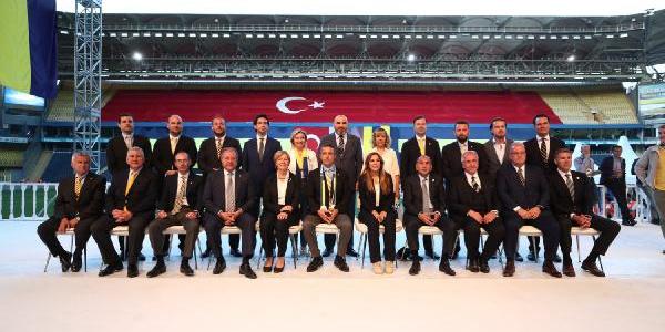 Ali Koç'un Fenerbahçe'sinde görevlendirme belli oldu
