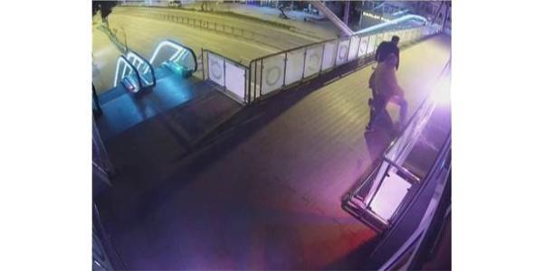 Üst geçitte cinsel saldırıya uğrayan kadını çığlıkları kurtardı