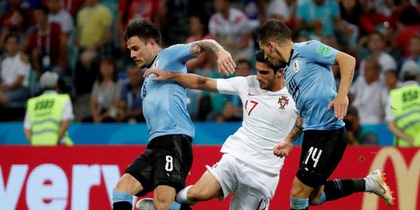 Muslera'lı Uruguay, Ronaldo'lu Portekiz'i saf dışı bıraktı