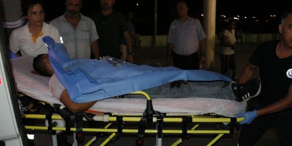 Adana Seyhan'da bıçaklı gasp dehşeti