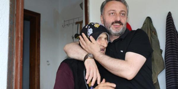 Vesile nine Cumhurbaşkanı Erdoğan için 3 gün şükür orucu tutmuş