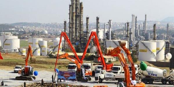 Şah Deniz 2 sahasından, Türkiye'ye ilk doğal gaz geldi