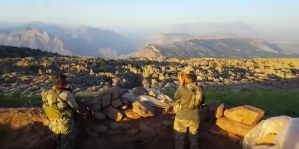 Şemdinli'de korucular Kandil için emir bekliyor
