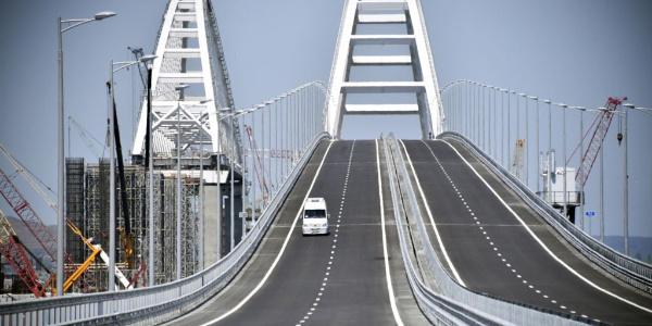 Ukrayna ile Rusya arasındaki Kırım Köprüsü Google'un başına bela oldu