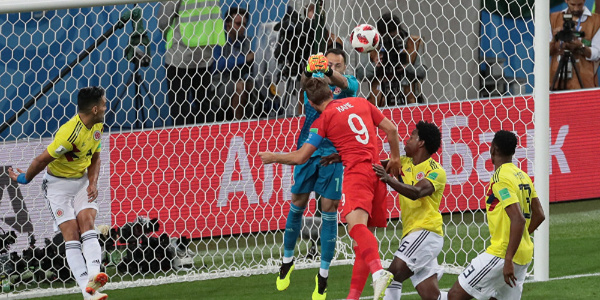 İngiltere Kolombiya'yı penaltılarla safdışı bıraktı