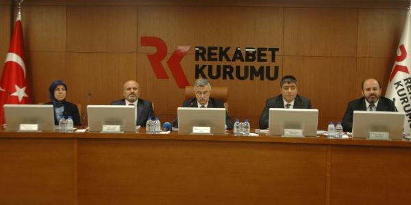 Enerji şirketleri Rekabet Kurumu'na ifade veriyor